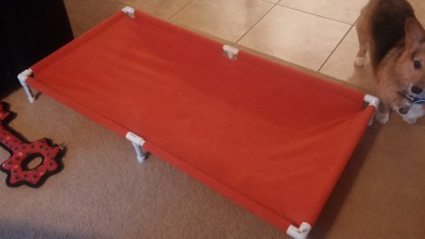 Dog Bed Prototype