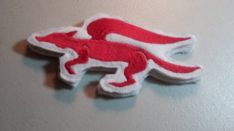 Star Fox Embroidered Logo